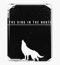 The King In The North iPad Case/Skin