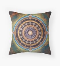 MONEY FLOW NO.13 Throw Pillow
