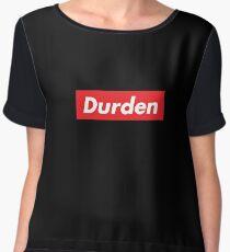 Supreme Durden Chiffon Top