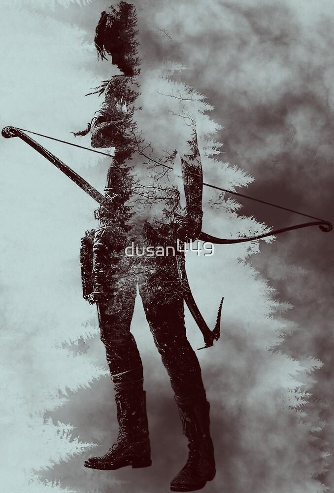 Lara Croft - Tomb Raider v2 by dusan449