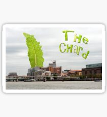 The Chard Sticker