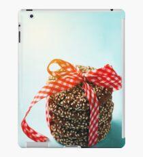 Fresh Natural Homemade Cookies iPad Case/Skin