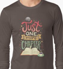 One more chapter Long Sleeve T-Shirt