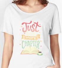 One more chapter Women's Relaxed Fit T-Shirt
