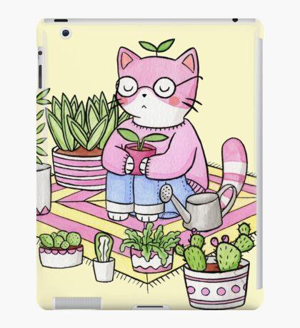 Cacti Meditation iPad Case/Skin