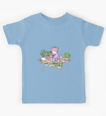 Cacti Meditation Kids Clothes
