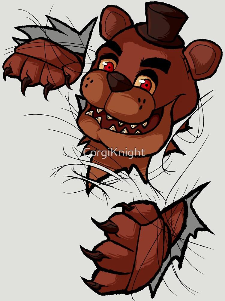 Here's Freddy! | Unisex T-Shirt