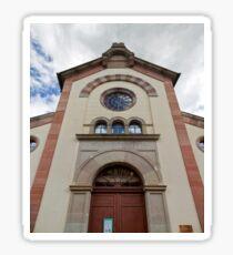 Synagogue of Bergheim Sticker