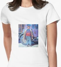 Tipperman. Women's Fitted T-Shirt