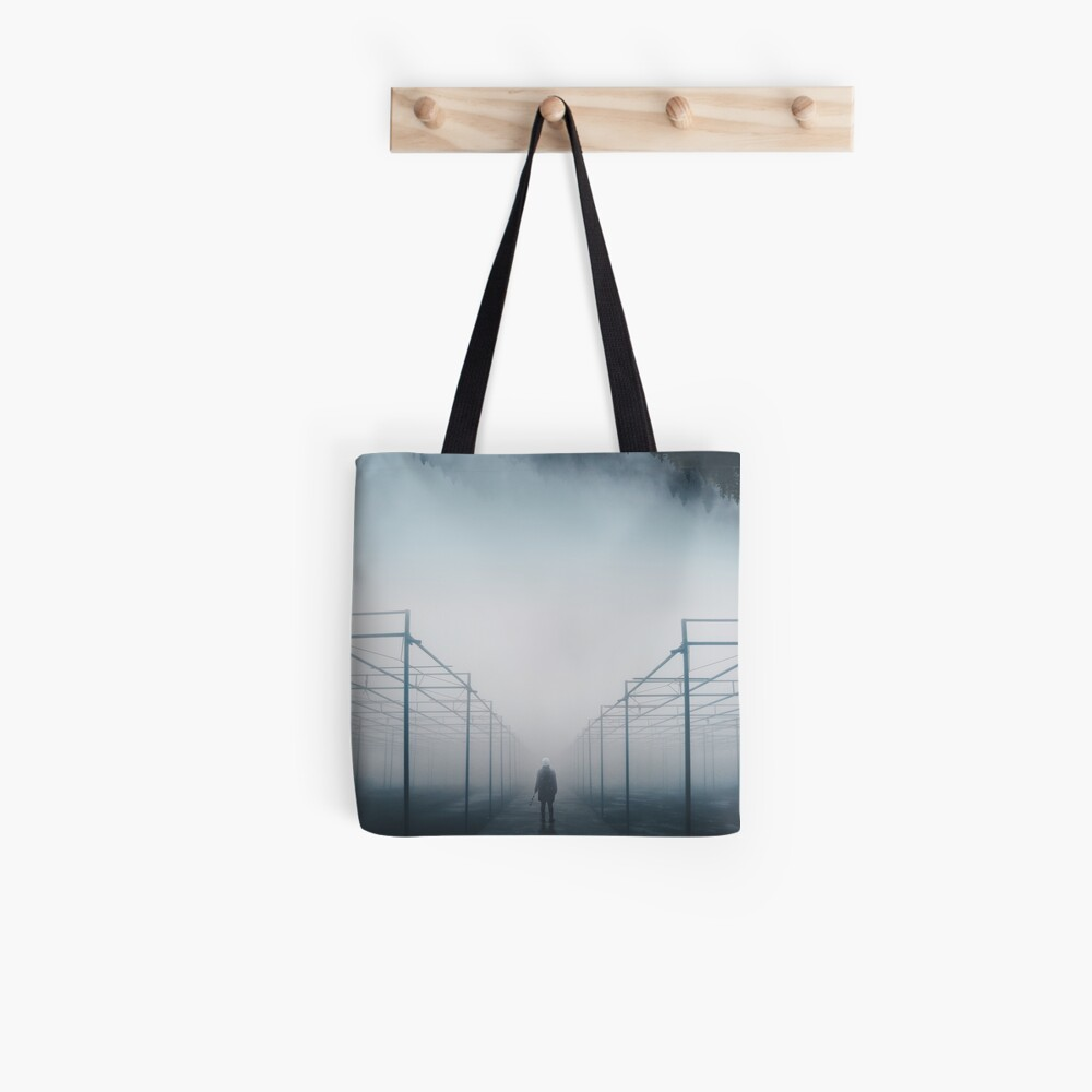Where is everybody Tote Bag