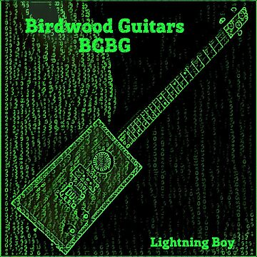 Birdwood guitars Lightning Boy by adam-harrison