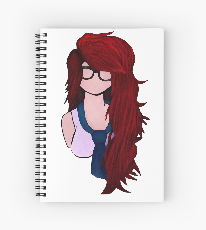 geek tumblr cute kawaii girl scenegirl alternative woman spiral