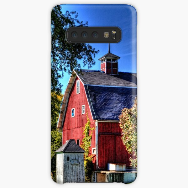 Barn and Out-Buildings Brunner Family Farm Samsung Galaxy Snap Case