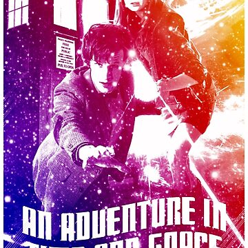 An Adventure in Time and Space by kayve