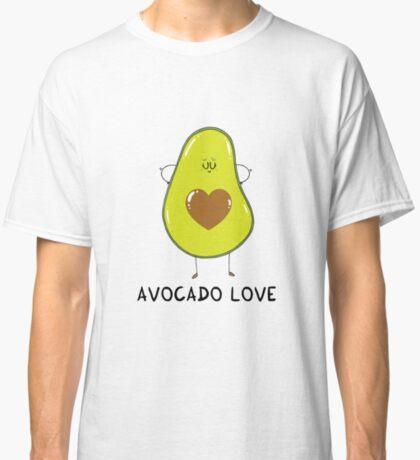 Avocado Love Classic T-Shirt