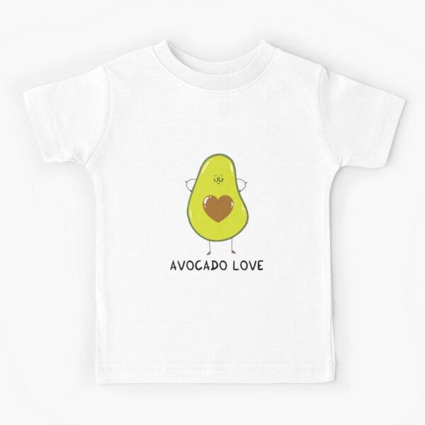 Avocado Love Kids T-Shirt