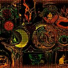 EXPRESSIONISM OF IMAGINATION by SherriOfPalmSprings Sherri Nicholas-