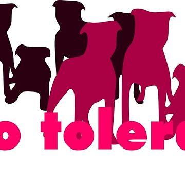 Zero Tolerance Dogs by Grobie