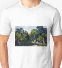 Haunted castle - 1907 Unisex T-Shirt