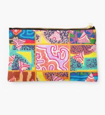 Collage One Studio Pouch