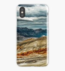Painted Lanscape iPhone Case