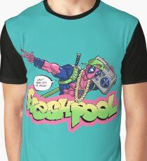 Fresh Pool (cool colors) Graphic T-Shirt