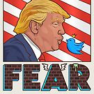 the president of fear by cintrao