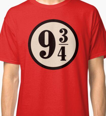 Platform nine and three quarters Classic T-Shirt