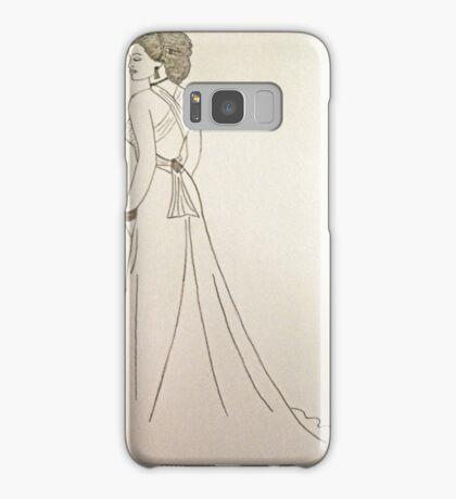 Wedding Dress No 4 Samsung Galaxy Case/Skin