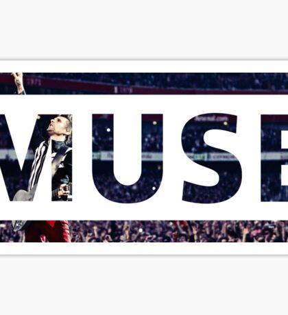 Muse Logo Sticker
