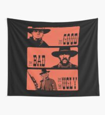 BTTF: The good, the bad and the ugly Wall Tapestry