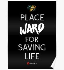 Ward for Life Poster