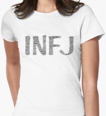 INFJ Descriptive Word Cloud T-Shirt