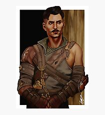 Dragon Age Inquisition Dorian Photographic Print