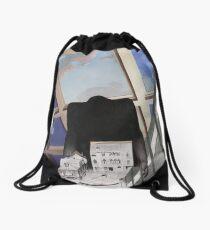 Home Drawstring Bag
