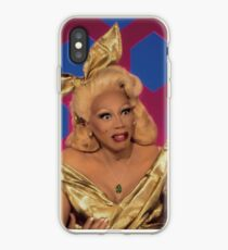 RUPAUL'S DRAG RACE BRING BACK MY GIRLS FUNNY FACE iPhone Case