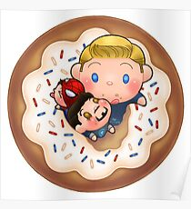 Superfamily Tsum Poster