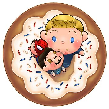 Superfamily Tsum by CherryTeddy