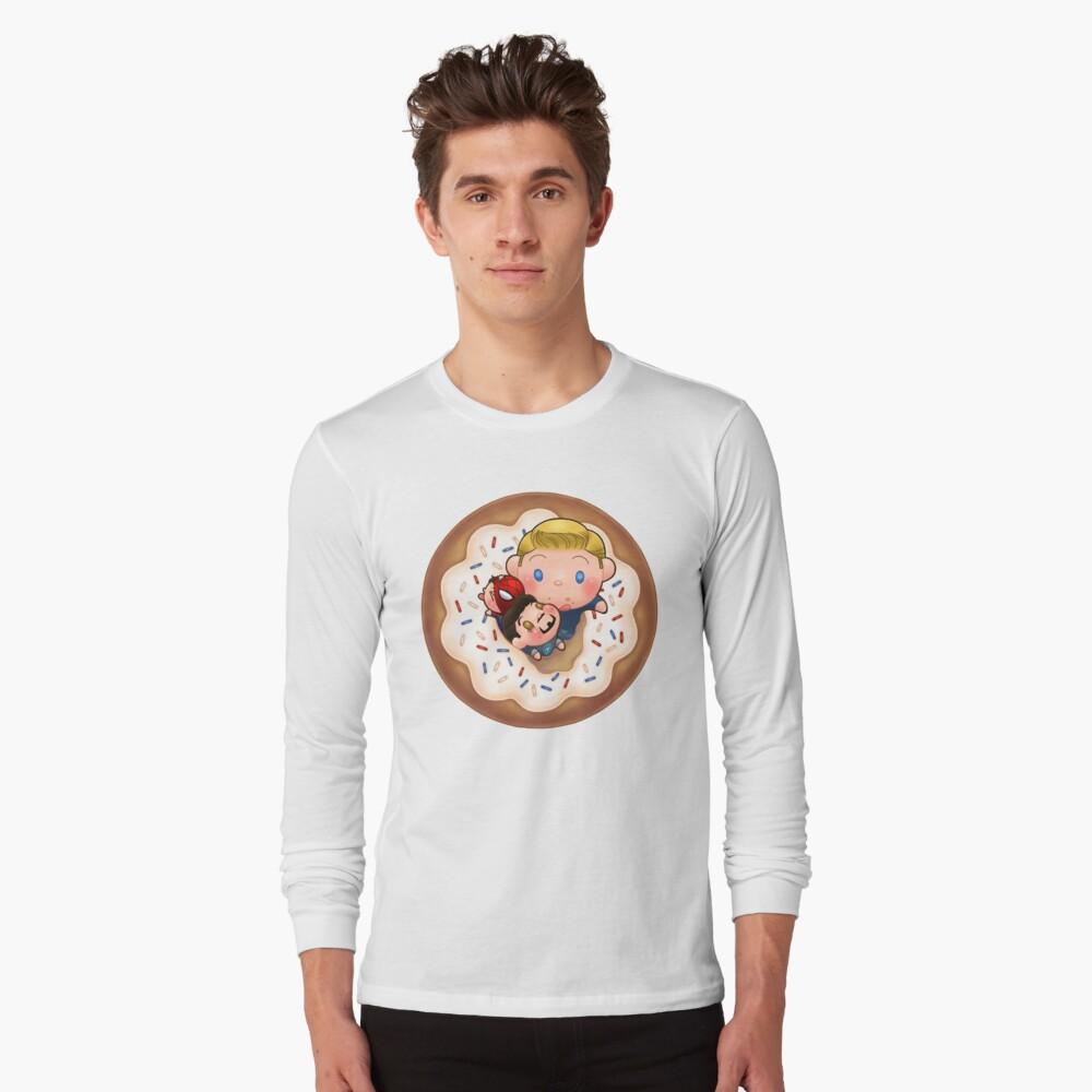 Superfamilia Tsum Camiseta de manga larga