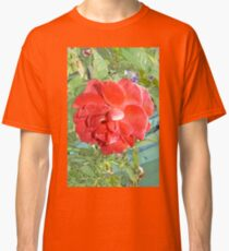 Rose of Red Classic T-Shirt