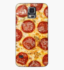 Pepperoni Pizza Case/Skin for Samsung Galaxy