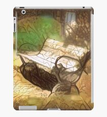 Peace in Park iPad Case/Skin