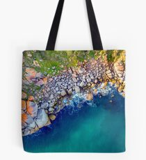 Crumbled Granite Tote Bag