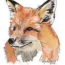 Red Fox by Lynn Oliver