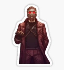 Star lord Sticker