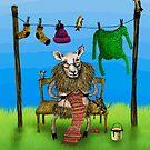 Schaf von AnnaShell