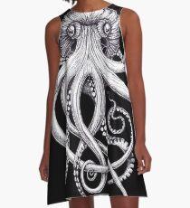 Kraken A-Line Dress