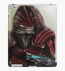Wrex iPad Case/Skin