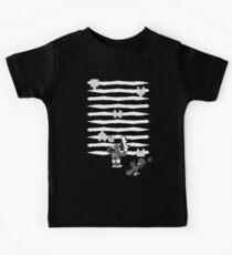 Banjo-Kazooie Puzzle Stripes Kids Tee