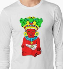 Sitting Indian T-Shirt